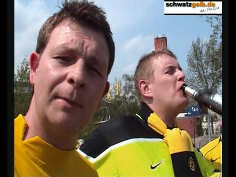"BVB - HSV - Borussia Fans from UK in Dortmund - Football""s coming home Part1"