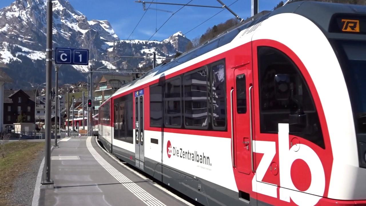 Luzern Engelberg Express Youtube