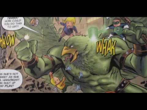 batman, superman and the justice titans vs. the brotherhood of evil(director's cut)