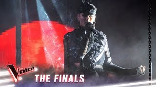 The Finals: Sheldon Riley sings 'Everybody Wants To Rule The World' | The Voice Australia 2019