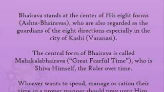 Kalabhairava Ashtakam with English subtitles.flv