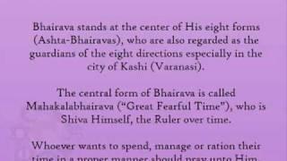 Kalabhairava Ashtakam with English subtitles.flv