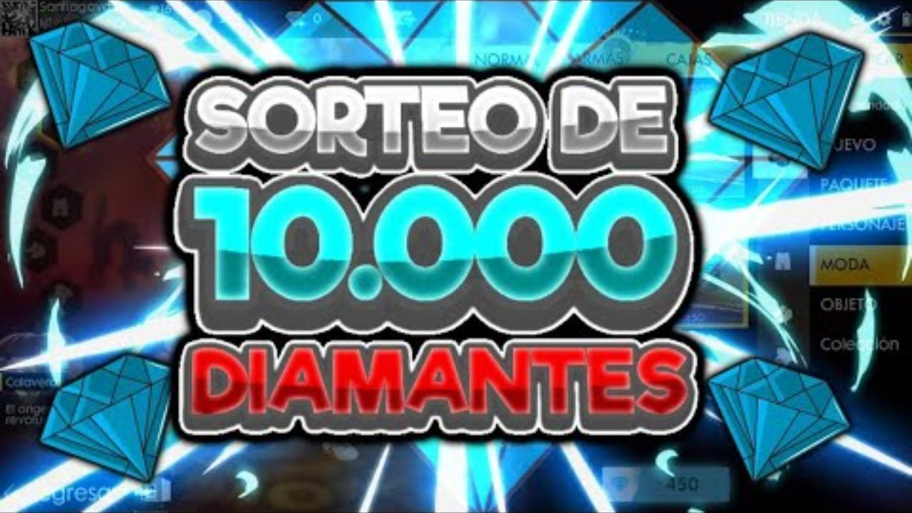 SORTEO DE DIAMANTES 💎💎JUNIO 2020  CON MIS SUBSCRIPTORES
