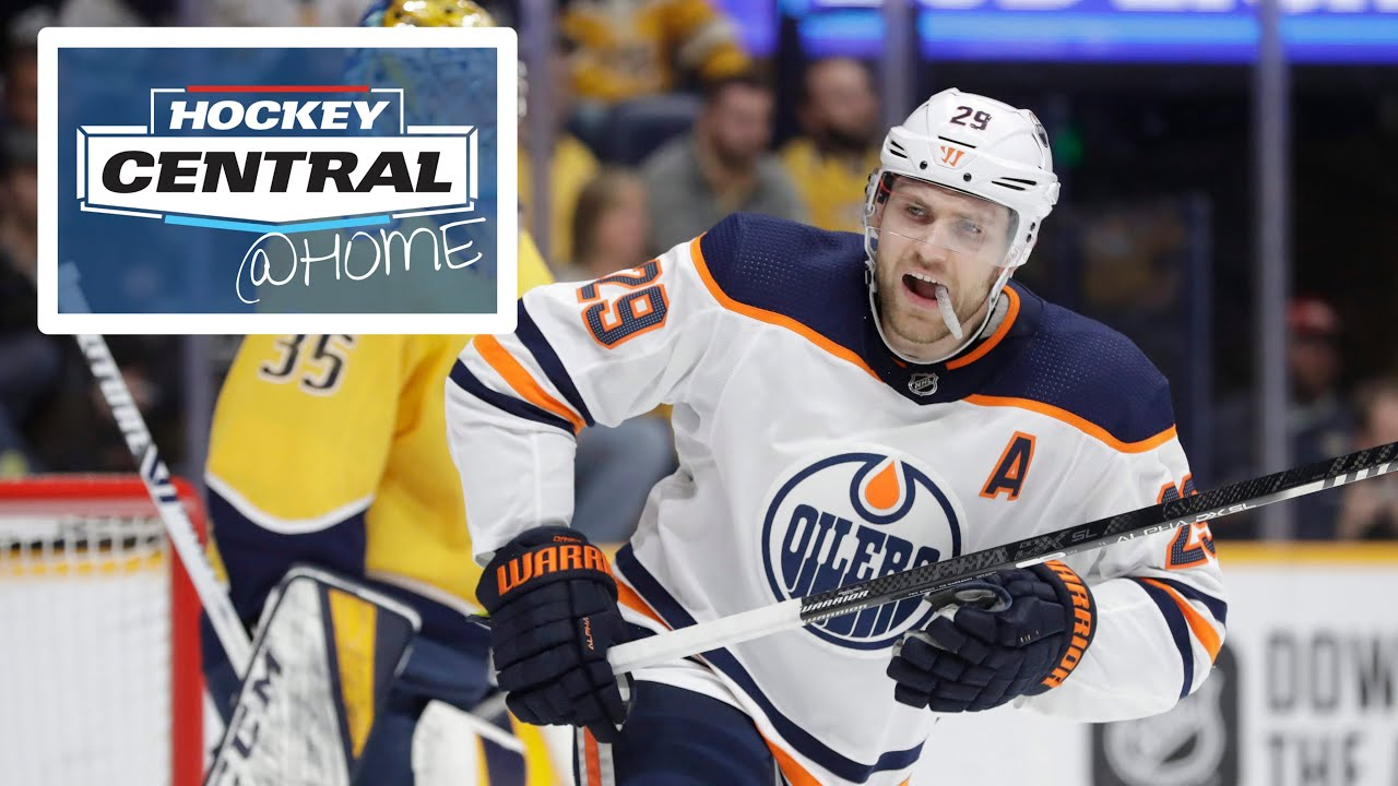 NHL Players Have Concerns About Return To Play Plan | Hockey Central @ Home