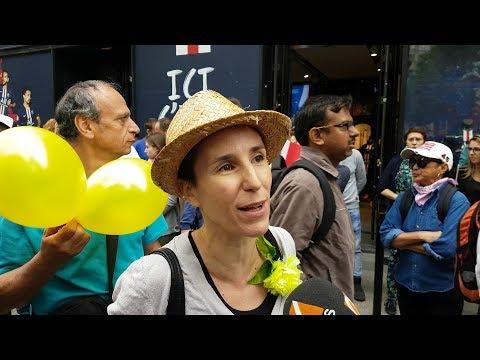 Fête nationale  : les Gilets jaunes au défilé du 14 juillet sur les Champs-Elysées