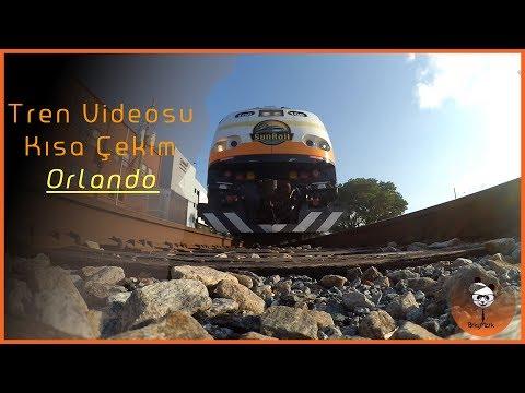 Orlando - Tren Kısa Çekim