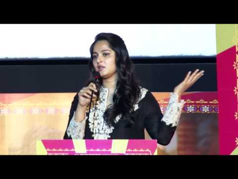 Anushka Shetty - Tamil Speech | Inji Iduppazhagi | Audio Launch | Arya | Anushka | Sonal Chauhan