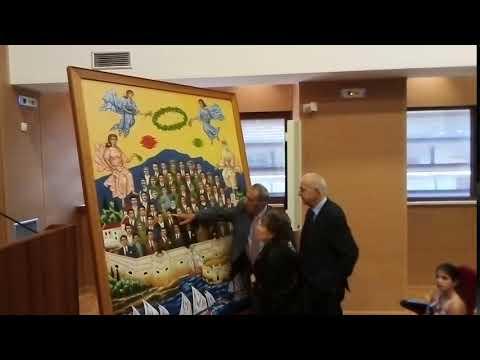 """Παρουσίαση Πίνακα """"62 Μάρτυρες"""""""