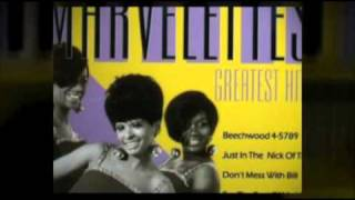 THE MARVELETTES  twistin