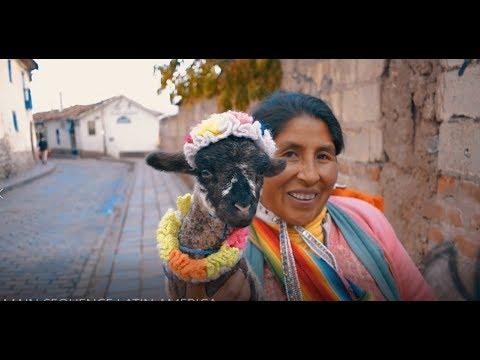 Journey across Latin America