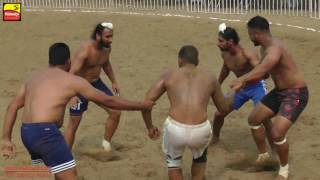ਫਰਵਾਲਾ (ਜਲੰਧਰ ) FARWALA | KABADDI TOURNAMENT - 2016 | 1st QUARTER FINAL | Part 6th