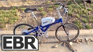 BionX PL-350 Electric Bike Kit Review