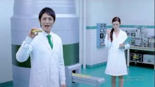 出演者:渡辺早織 篇 名:「タンク」篇 商品名:クロレッツXP グリーン...
