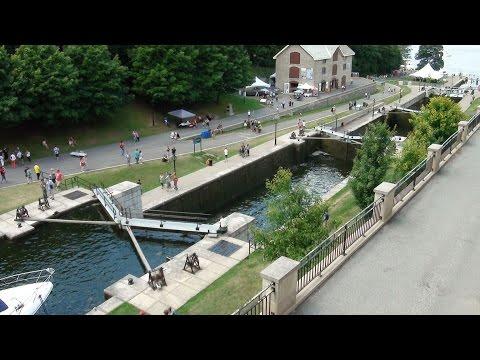 Ottawa, Ontario - The Ottawa Locks