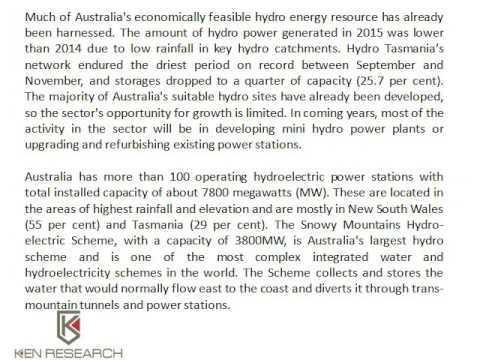 Global Carbon Emission, Australia Energy Consumption, Thermal Power Market Australia - Ken Research