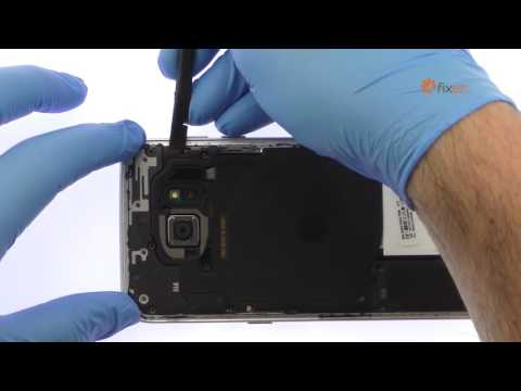How to Samsung Galaxy S7 Edge Front-Facing Camera Repair Guide - Fixez.com