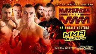 Mazurska Gala MMA w Ełku