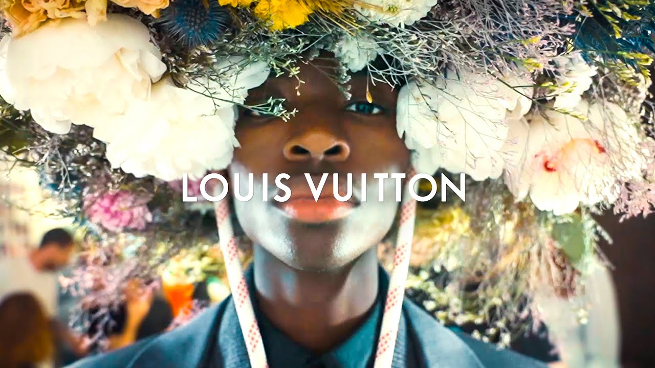 Behind the Scenes at Men's Spring-Summer 2020 Show | LOUIS VUITTON
