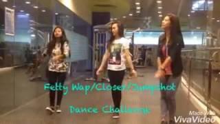 Fetty wap challenge Closer Jumpshot Dance Cover