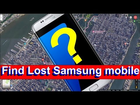 How Do I Find My Samsung Phone? Using Google Account-Find My Android Phone On The Computer