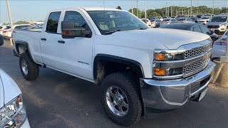 Used 2019 Chevrolet Silverado 2500HD Mt Pleasant TX Sulphur Springs, TX #F7812A