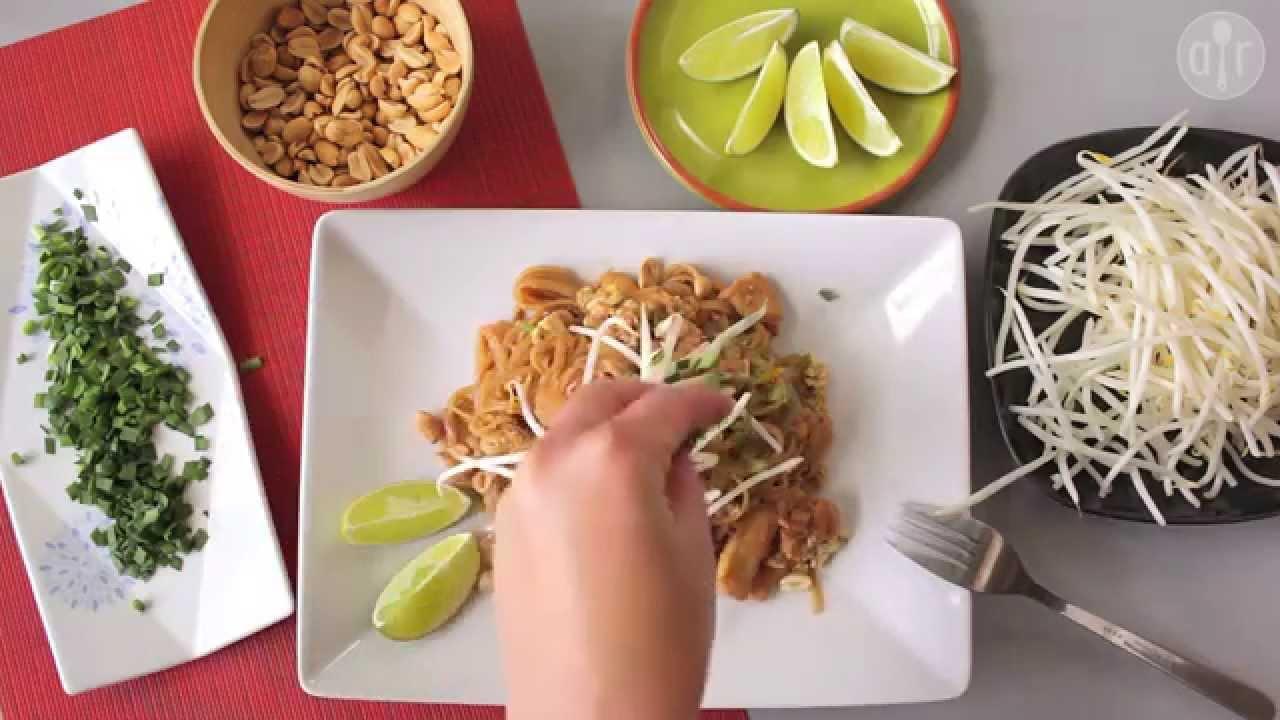Pad Thai Z Kurczakiem Allrecipes Pl Youtube