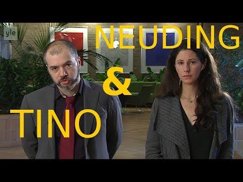 YLE intervju med Tino & Neuding - Vad sjutton händer i Sverige?