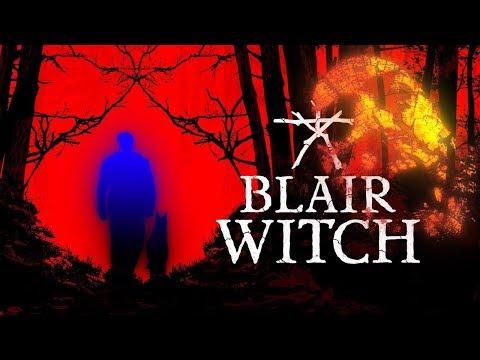 Blair Witch РАЗБОР эмоциональный ужас лесной Ведьмы из Блер