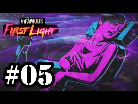 Let's Play: Infamous First Light - Parte 5