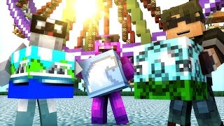 Minecraft Mod Showcase Roleplay - MOVING STRUCTURES MOD! (Custom Roleplay)