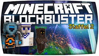 MINECRAFT ► DAS BESTE MINECRAFT PROJEKT AUF YOUTUBE! ★ Minecraft BLOCKBUSTER | Staffel 2 • #01