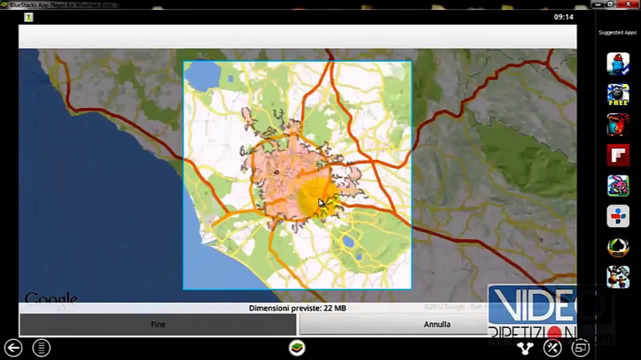 Android W 3 Minuty Jak Korzystac Z Map Google Offline Youtube