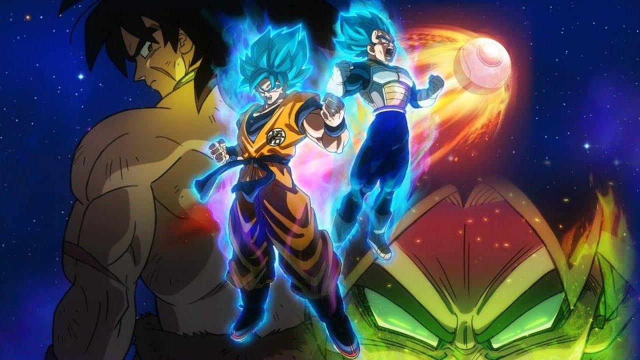 El Regreso De Broly El Super Saiyajin Legendario En Dragon Ball Super Youtube