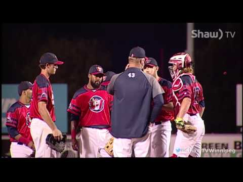Winnipeg Goldeyes Shaw TV Recap - August 22nd, 2016 from YouTube · Duration:  5 minutes 8 seconds