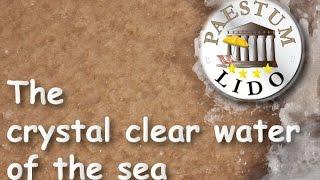 L'acqua limpida del nostro mare - Paestum Lido