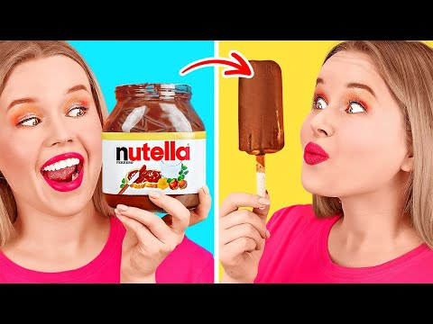 CRAZY FOOD HACKS THAT WILL SURPRISE YOU|| Easy DIY Food Tips and Funny Tricks by 123 GO! FOOD