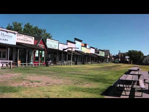 Visiting Dodge City, KS