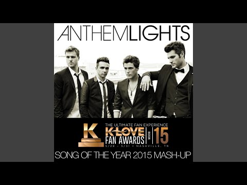 K-LOVE Fan Awards: Songs Of The Year (2015 Mash-Up)