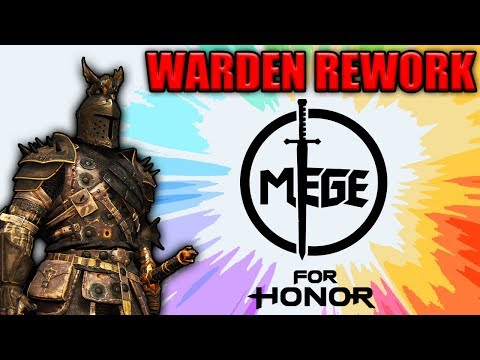 [For Honor] Warden Rework Duels - I LOVE IT