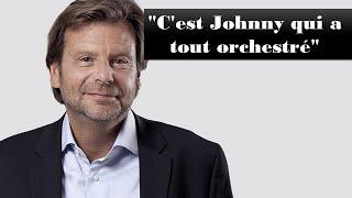 Pascal Louvrier sur le testament de Johnny Hallyday :