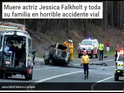 Jessica Falkholt, falleció en el Hospital St. George de Sídney