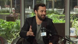 "Jake Johnson Talks ""Spider-Man: Into the Spider-Verse"" & More w/Rich Eisen 