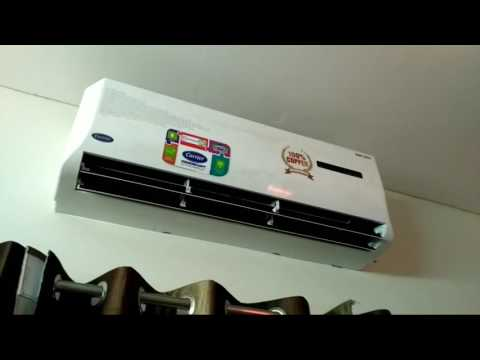 Carrier cyclojet split ac