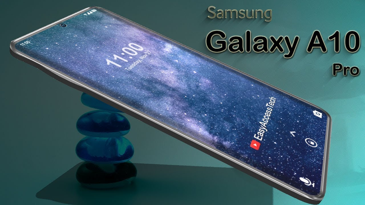 Samsung Galaxy A10 Pro 2019 Infinity O Display Triple Dslr Camera Specs Features Concepts