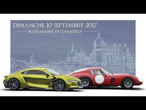 Concours d'Elegance Chantilly Arts et Elegance Richard Mille 2017