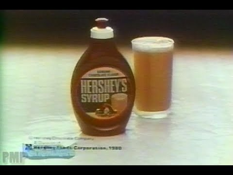 Hershey Chocolate Syrup (2001) TV Land Retromercial feat. Peter Billingsley