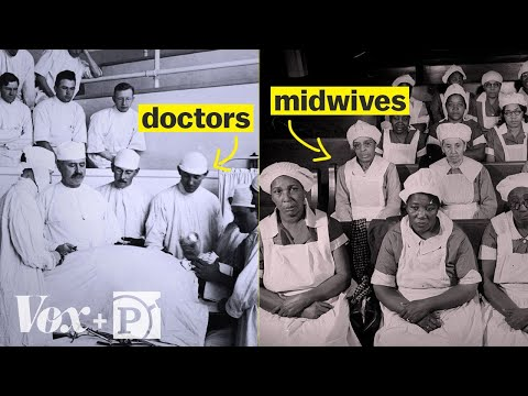 The culture war between midwives and doctors, explained