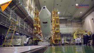 Bienvenue au bureau d'études spatial russe