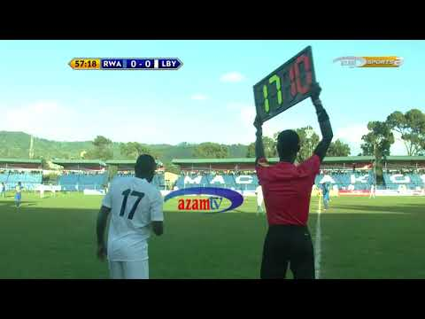 Azam TV - CECAFA2017; HIGHLIGHTS: RWANDA 0-0 LIBYA