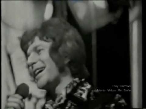 Melanie Makes Me Smile - Tony Burrows